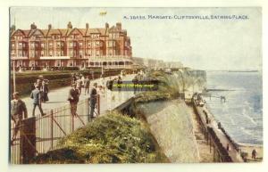 tp2795 - Bathing Place , Cliftonville , Kent - postcard