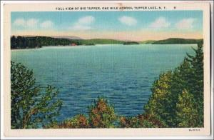 Big Tupper Lake NY
