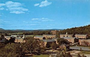 Amherst Massachusetts~University Of Massachusetts Residential Area~1950s PC