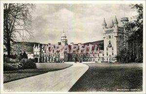 Postcard Modern Balmoral Castle