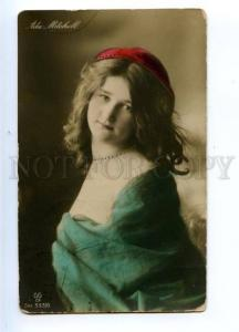 175545 ADA MITCHELL Famous DANCER vintage GERLACH PHOTO PC