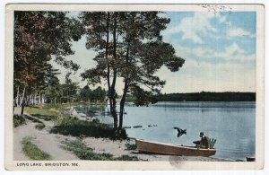 Bridgton, Me, Long Lake