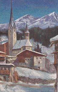 TUCK Hoflieferuntenn No. 201B Series, 1901-07 ; Card #1