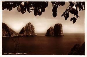 CPA Capri I Faraglioni . ITALY (499520)