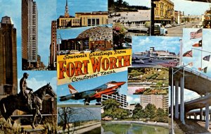 TX - Fort Worth. Multi-View