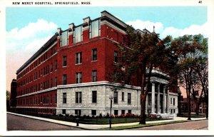 Massachusetts Springfield New Mercy Hospital