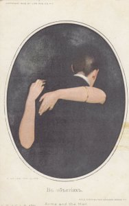 AS; C. COLES PHILLIPS, Arms and the Man, 1900-10s