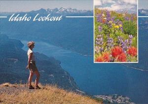 Canada British Columbia Idaho Lookout
