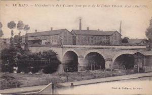 LE MANS , Manufacture des Tabacs , France , 00-10s