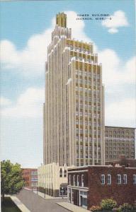 Mississippi Jackson Tower Building