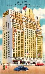 New York City Hotel Dixie