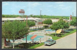Sands Motor Hotel,Laredo,TX