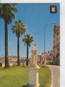 Postal 007004 : Jardines San Sebastian en Ceuta