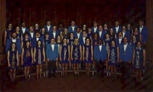 Baker University Choir Baldwin City KS Unused