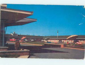 Pre-1980 NIAGARA MOTEL Niagara Falls New York NY M4913