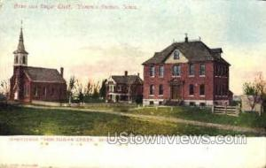 217ab8ad4a696 1912 Cedar Rapids Iowa Well House Bever Park Leighton Postcard 1795 ...