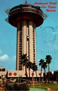 Nevada Las Vegas Landmark Hotel 1970