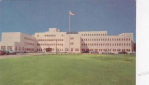 Exterior,U.S. Veterans Administration Hospital, Phoenix, Arizona, 40-60s