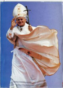 CPM CATHOLIC POPE Papa Jean-Paul II (318211)