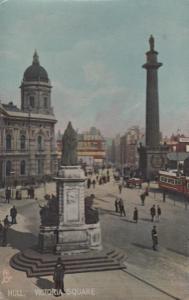 HULL , England , 1914 ; Victoria Square ; TUCK 8084