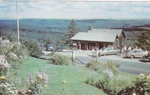 MALBORO , Vermont , 1950-60s ; Hogback Mt Gift Shop