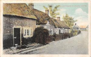 Old Cottages Wilford Notts