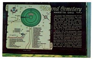 OH - Marietta. Mound Cemetery