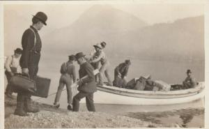 RP; River Boat unloading Passengers , Canada , 00-10s