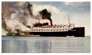 Steamship Illinoia
