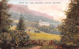 Belfast Ireland Cave Hill and Belfast Castle Belfast Cave Hill and Belfast Ca...