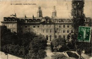CPA LIMOGES - Lycée Cay-Lussac (390680)