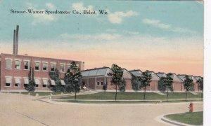 Wisconsin Beloit Stewart-Warner Speedometer Company 1915 sk6649
