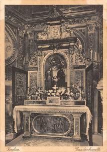 Kevelaer Gnadenkapelle Chapel Altar