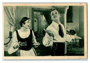Douglas Fairbanks, Famous Actors, Echte Wagner German Trade Card *VT31X