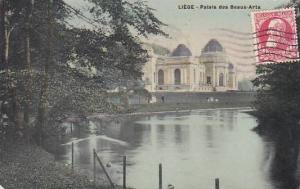 Belgium Liege Palais des Beaux Arts 1910