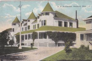 BRAINERD , Minnesota , 00-10s ; N. P. Sanitarium