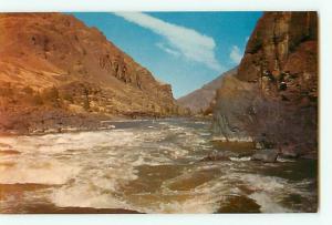 Vintage Postcard Vintage Postcard Snake River Canyon Blue Lakes Twin Fall # 2608