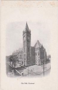 Ohio Cincinnati City Hall