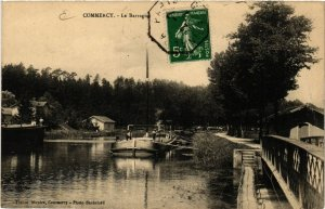 CPA  Commercy - Le Barragiot  (631382)