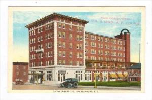 Hotel Cleveland , Spartanburg , South Carolina, 00-10s