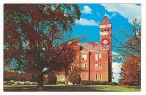 Admin Bldg, Clemson, South Carolina, 40-60s