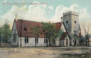 COLLINGWOOD , Ontario, Canada, 1911 ; All Saints English Church