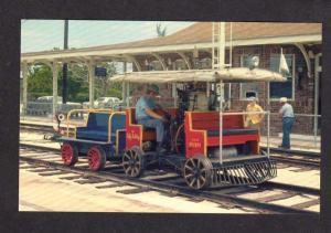 FL Gold Coast Railroad Fort Lauderdale FLORIDA Postcard