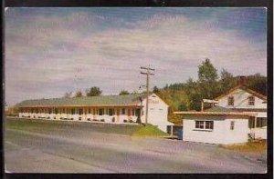 NY Ausable Chasm Bingo Motel