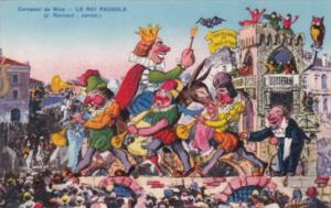 France Nice Carnaval de Nice Le Roi Pausole