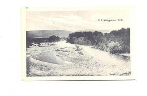 B&W  Margaree, Cape Breton, Nova Scotia, Made in Canada