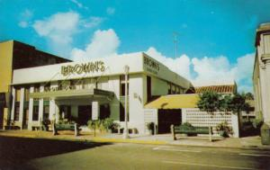 FORT LAUDERDALE , Florida , 1940-60s ; Brown's Good Food