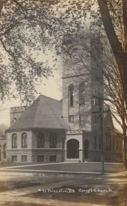 RP: PRINCETON , Illinois , 00-10s ; Cong'l Church