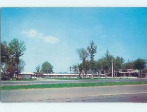 Unused Pre-1980 CHARRON MOTEL & RESTAURANT Huntsville Alabama AL M3926-22