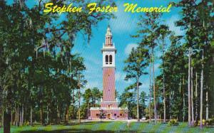 Florida White Springs Stephen Foster Memorial Campanile